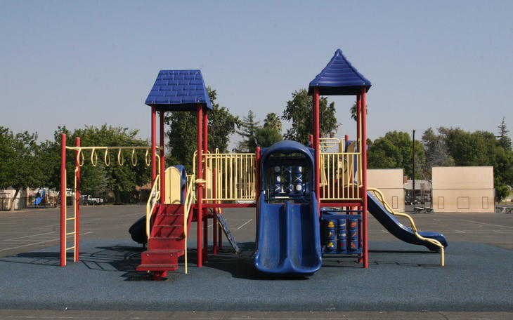 Kirk Douglas Play Structure